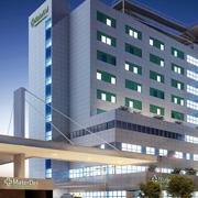 Inauguração do Hospital Mater Dei Betim-Contagem