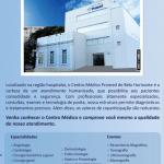 Centro Médico Promed com coparticipação reduzida