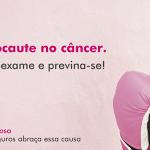 Dê um nocaute no câncer de mama!