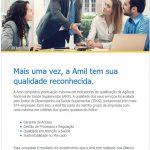 Amil | Indicadores de qualidade da ANS