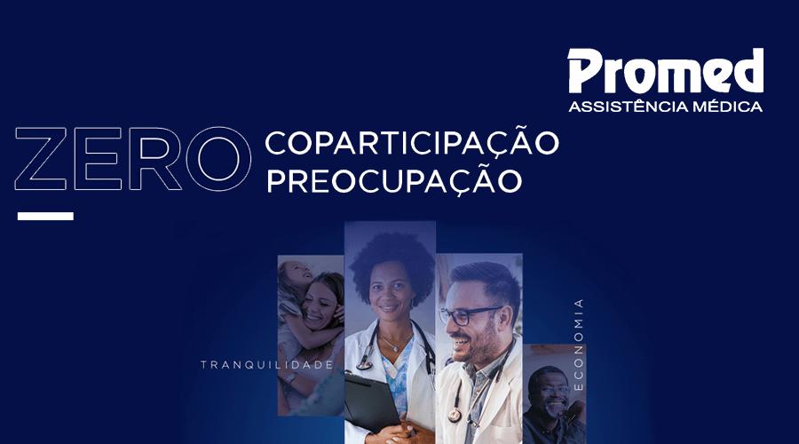 Promed Saúde com Coparticipação Zero no Hospital Vera Cruz